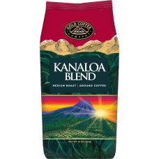 Gold Coffee Company Kanaloa Blend Ground