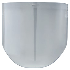 3M Replacement Polycarbonate Faceshield Window Standard