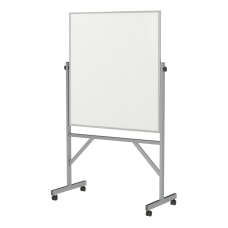 Ghent Reversible Porcelain Whiteboard And Cork