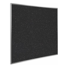 Ghent Recycled Rubber Bulletin Board 48