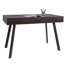 Realspace 48 W Lancott Desk Dark