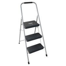 Louisville Steel 3 Step Stool 3H