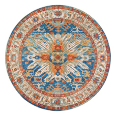 Anji Mountain Sahand Round Area Rug