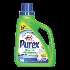 Purex Ultra Natural Elements HE Liquid