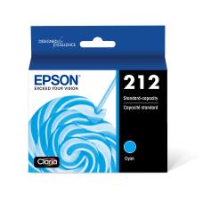 Epson Claria 212 Cyan Ink Cartridge