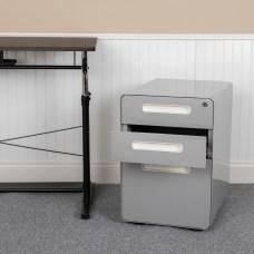 Flash Furniture Ergonomic 21 D Vertical