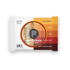 Protein Puck Almond Butter Dark Chocolate