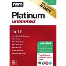 Nero Platinum Unlimited Windows