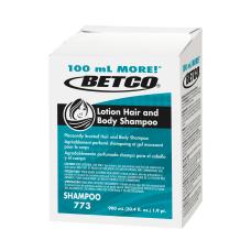 Betco Lotion Hair And Body Shampoo