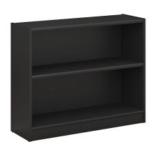 Bush Furniture Universal 2 Shelf Bookcase