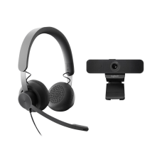 Logitech Zone Wired Teams and C925e