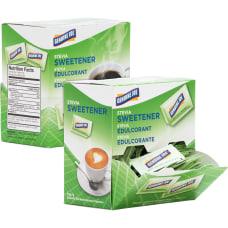 Genuine Joe Stevia Natural Sweetener Packets