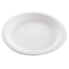 Genpak Harvest Fiber Dinner Plates 8