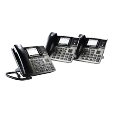 Motorola 4 Line Desk Phone Base