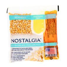 Nostalgia Electrics Best Tasting Premium Popcorn