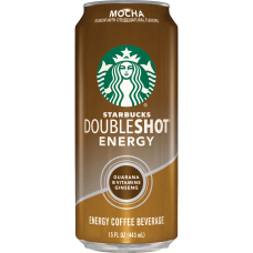 Starbucks Doubleshot Mocha Energy Drink Ready