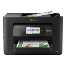 Epson Workforce Pro WF 4820 Wireless