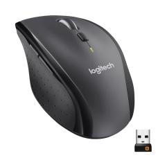 Logitech M705 Marathon Wireless Mouse GrayBlack