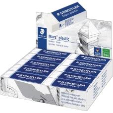 Staedtler Mars Plastic Eraser White Plastic