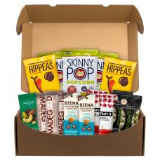 Snack Box Pros Vegan Snack Box