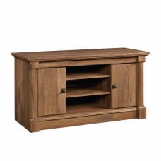 Sauder Palladia Panel TV Stand For