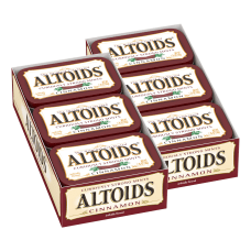 Altoids Curiously Strong Mints Cinnamon 176