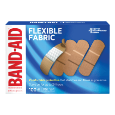 Band aid Bandages Flexible Fabric 1