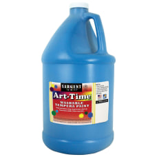 Sargent Art Art Time Washable Tempera