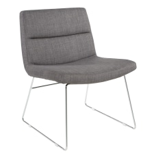 Office Star Thompson Chair Charcoal