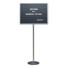 Quartet Standing Magnetic Letter Board 16