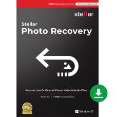 Stellar Photo Recovery Standard For Windows
