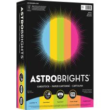 Astrobrights Laser Inkjet Printable Multipurpose Card