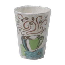 Dixie PerfectTouch Paper Hot Coffee Cups