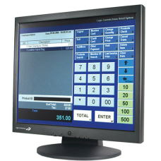 Logic Controls LE1017 17 LCD Touchscreen