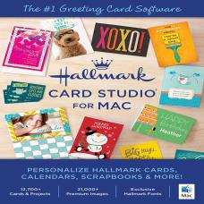Hallmark Card Studio Mac