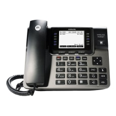 Motorola DECT 60 4 Line Wireless