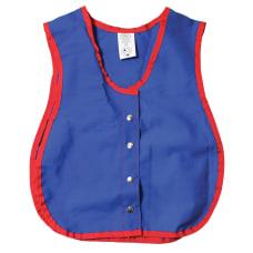 Childrens Factory Manual Dexterity Snap Vest