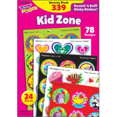 Trend Kid Zone Scratch n Sniff