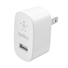 Belkin 12W USB A Wall Charger