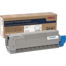 OKI Magenta original toner cartridge for
