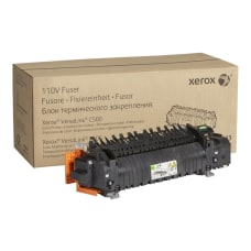 Xerox Fuser For The VersaLink C500C505