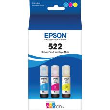 Epson EcoFit 522 High Yield CyanMagentaYellow