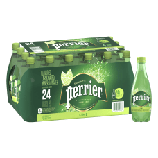 Perrier Sparkling Natural Mineral Water with