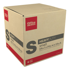 Office Depot Heavy Duty Corrugated Storage