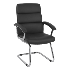 HON Traction Bonded Leather Guest Chair