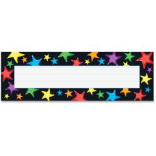Trend Gel Star Desktop Nameplate Gel