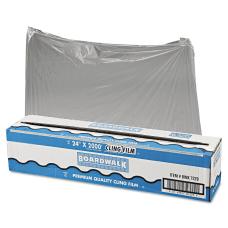 Boardwalk PVC Food Wrap Film Roll