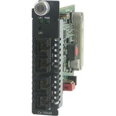 Perle CM 1000MM M2SC05 Transceiver 2