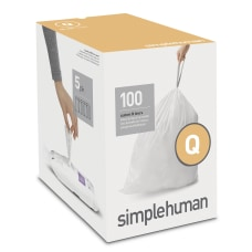 simplehuman Custom Fit 003 mil Trash