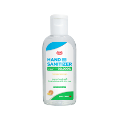 BYD Care Moisturizing Hand Sanitizer Orange